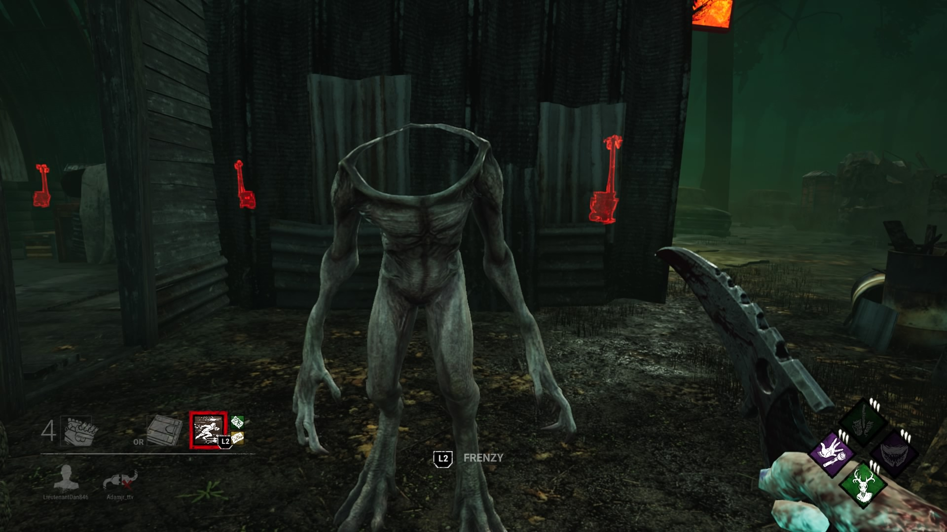 Cursed Image Dead By Daylight