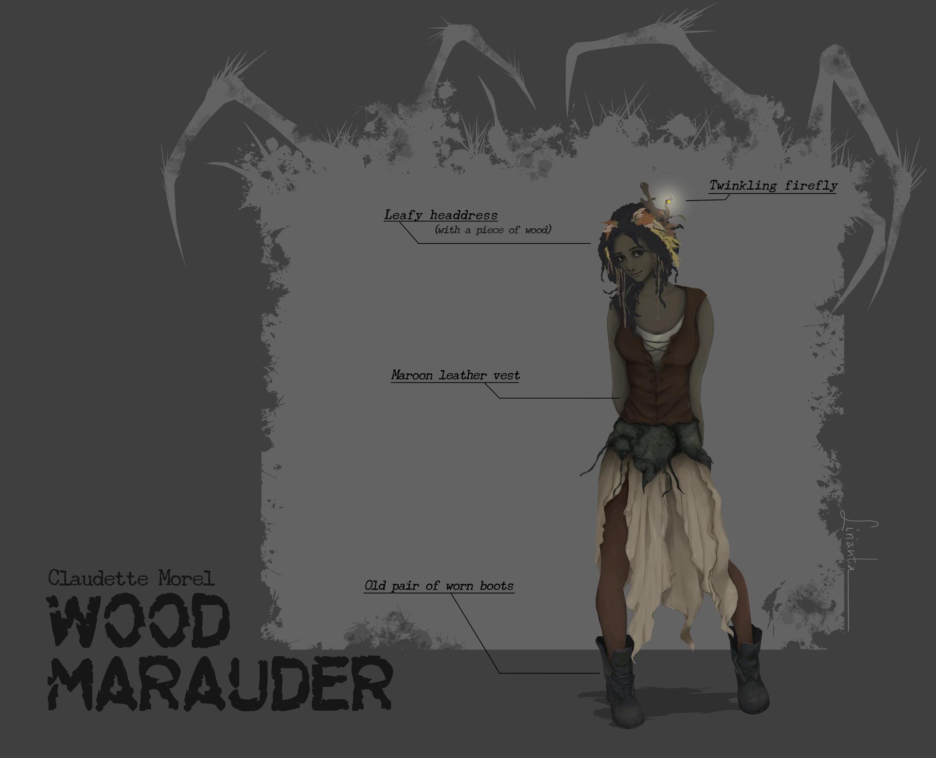 Wood Marauder - Claudette Morel.png