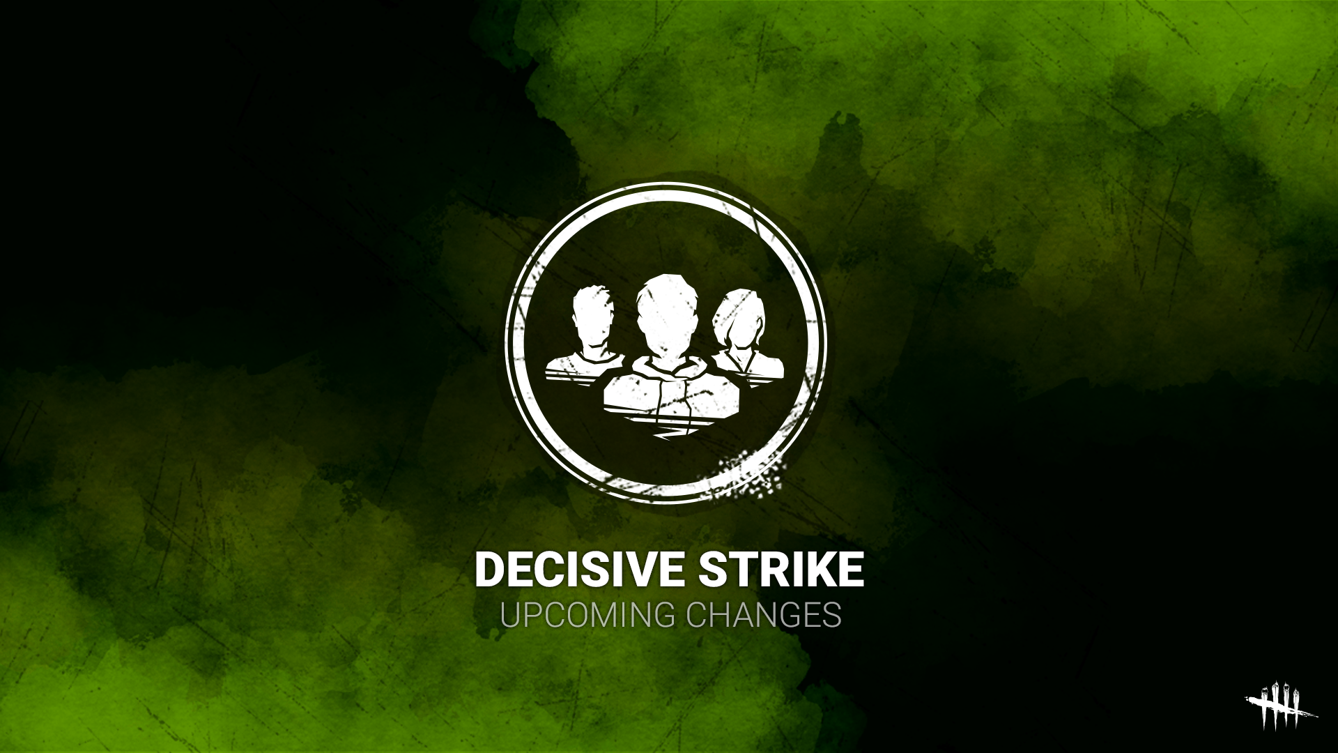 Design | Decisive Strike — Dead By Daylight