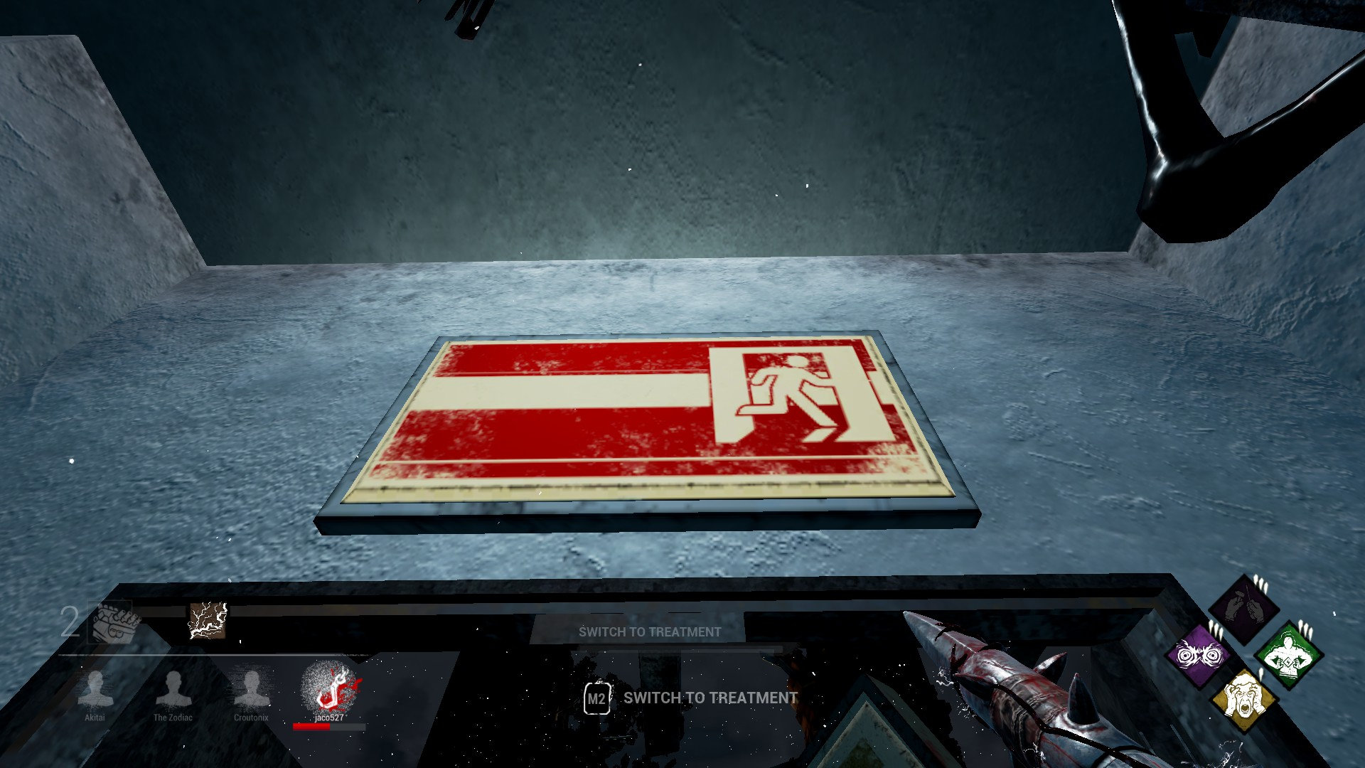 Navigating Lery's Memorial Institute — Dead By Daylight