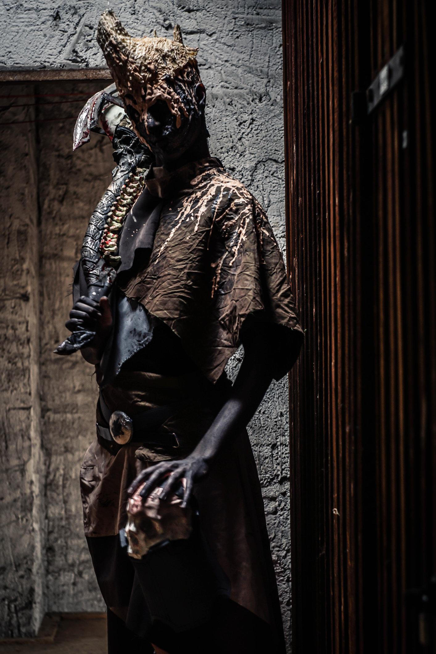 Zetteams Waxwarlock Wraith Cosplay Dead By Daylight