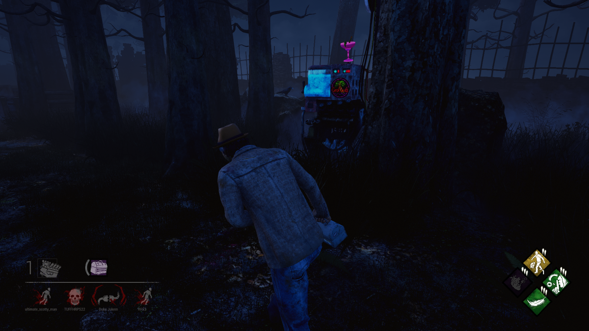 Game freezes — Dead By Daylight
