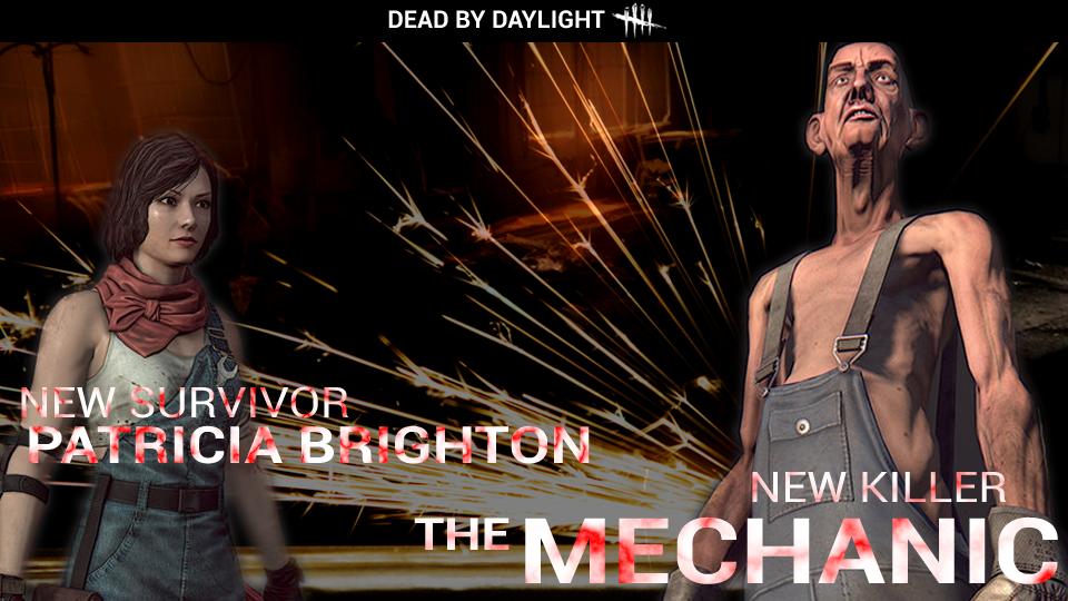The Mechanic [Killer Idea] [IMAGE] — Dead By Daylight