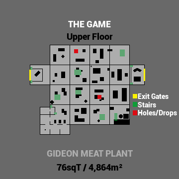 Map Discussion: The Game (Gideon Meat Plant) — Dead By Daylight