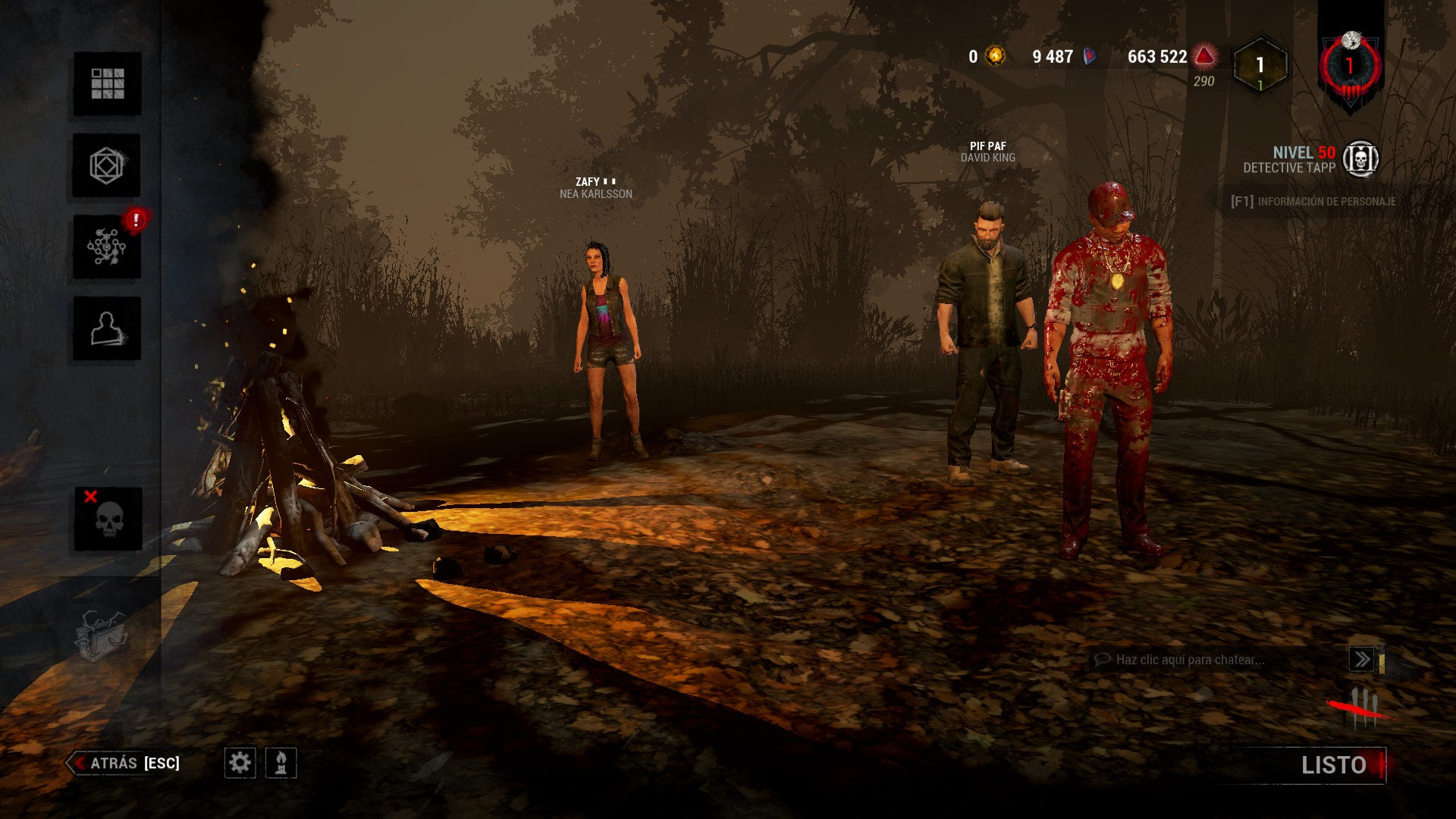what is there after level 100 — Dead By Daylight