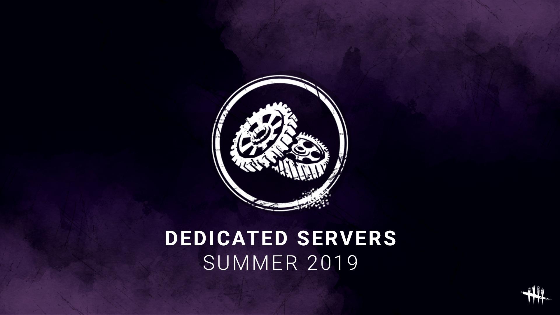 Dedicated servers dead by daylight s