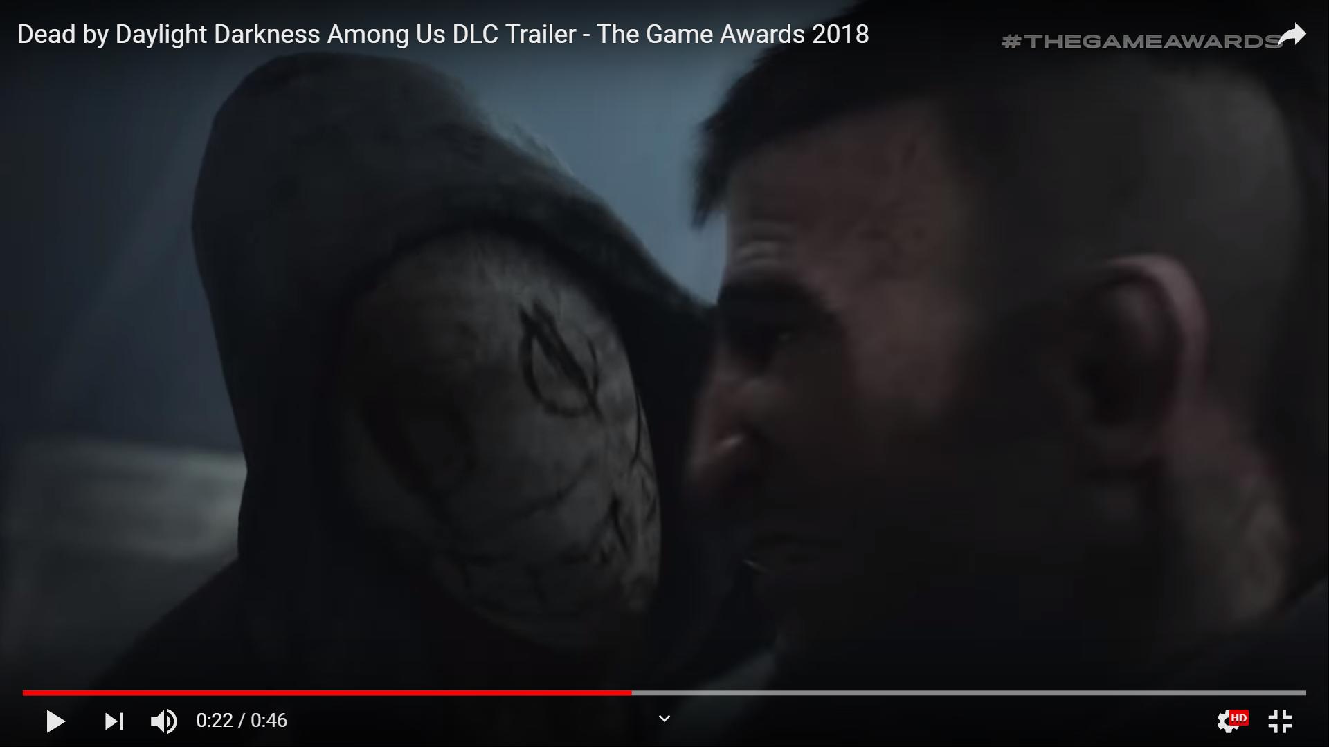 Legion Trailer Dead By Daylight