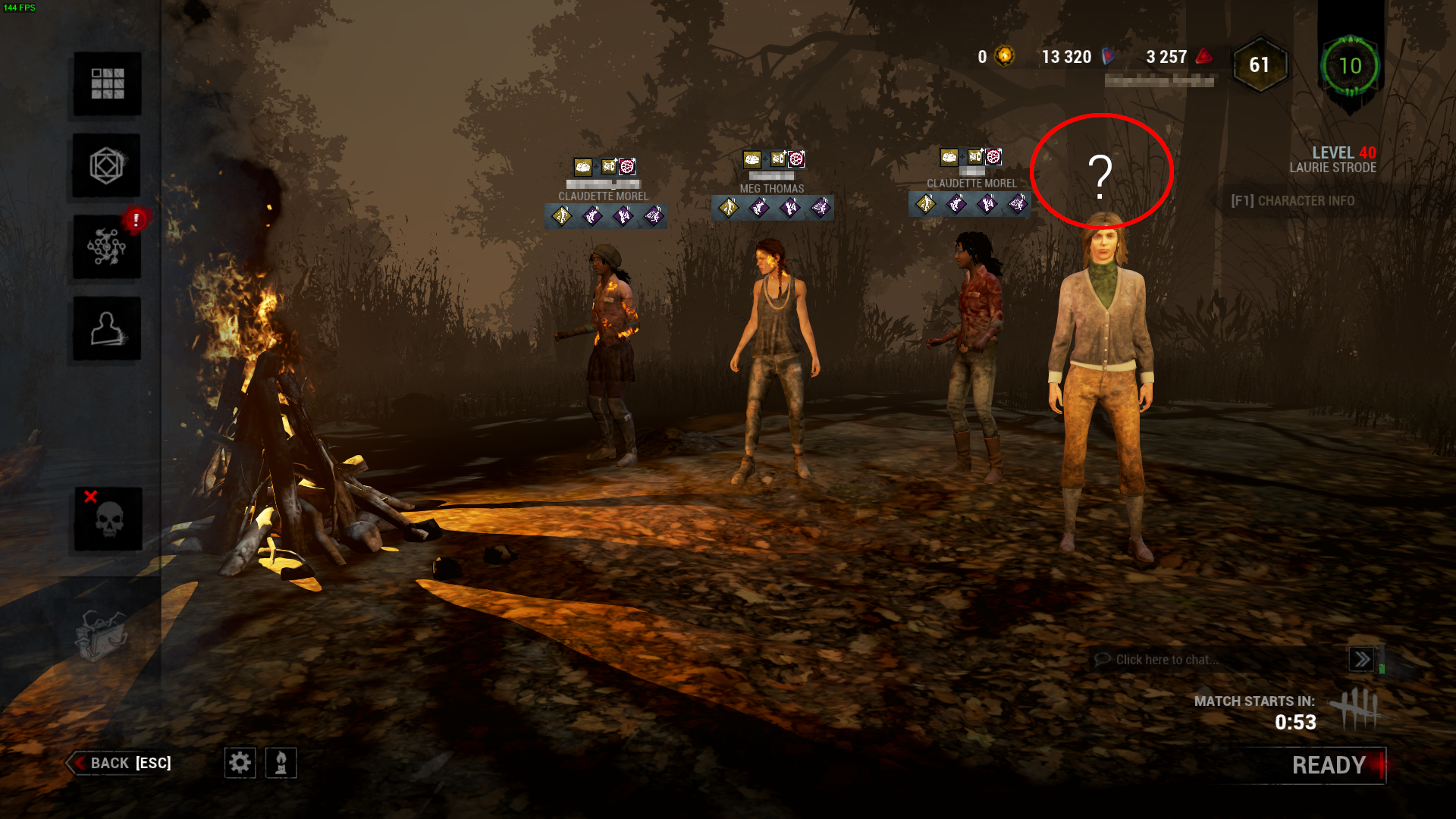 What are the funniest DBD usernames that you've come across? — Dead