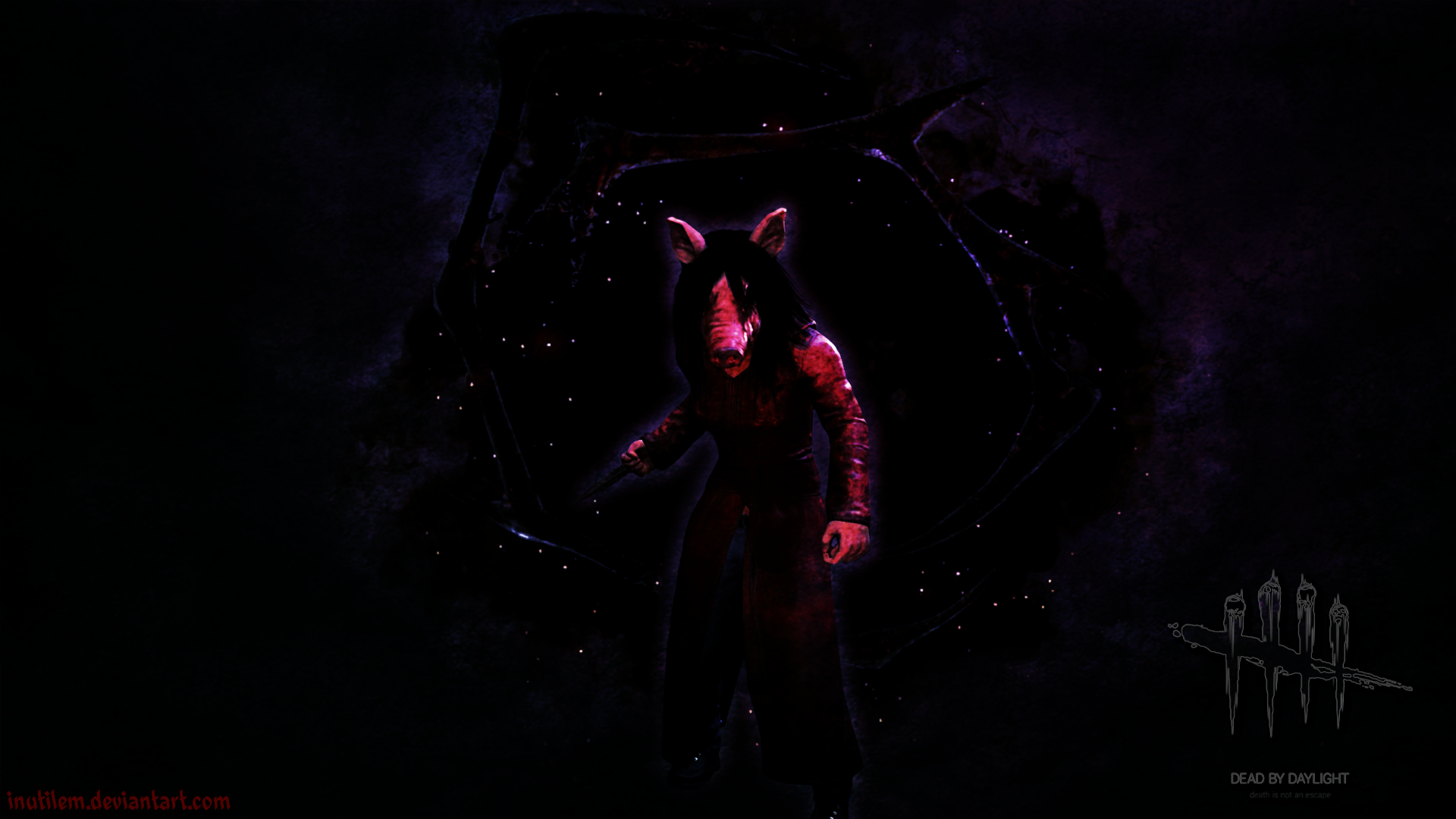 The Pig Wallpaper Dead By Daylight
