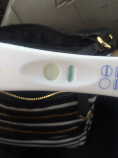 Positive pregnancy test, symptoms but bleeding — MadeForMums Forum
