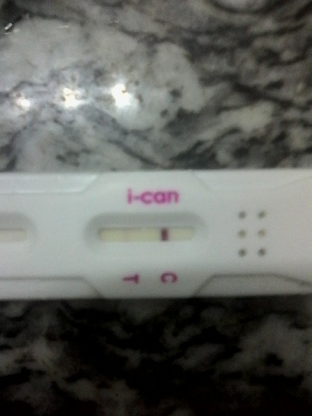 did anyone get their positive pregnancy result late? - Page 8