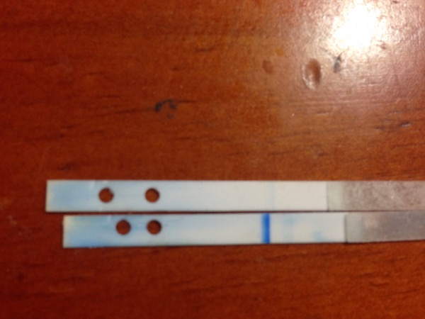 Please help I'm 8dpo and this is my results — MadeForMums Forum
