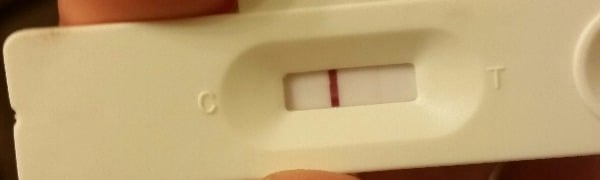 Is this BFP? and symptoms — MadeForMums Forum