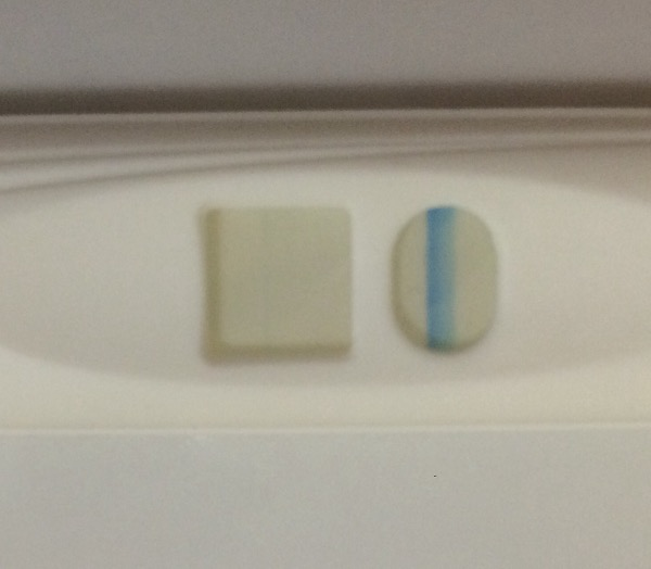 Unsure on pregnancy test! Very faint! — MadeForMums Forum