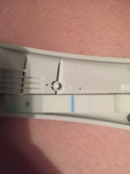Unsure On Pregnancy Test Very Faint Madeformums Forum