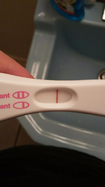 Faint positive pregnancy test — MadeForMums Forum