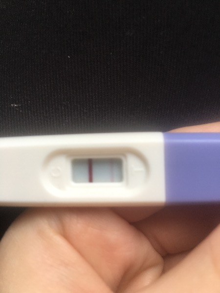 very faint line on first response pregnancy test - Page 6