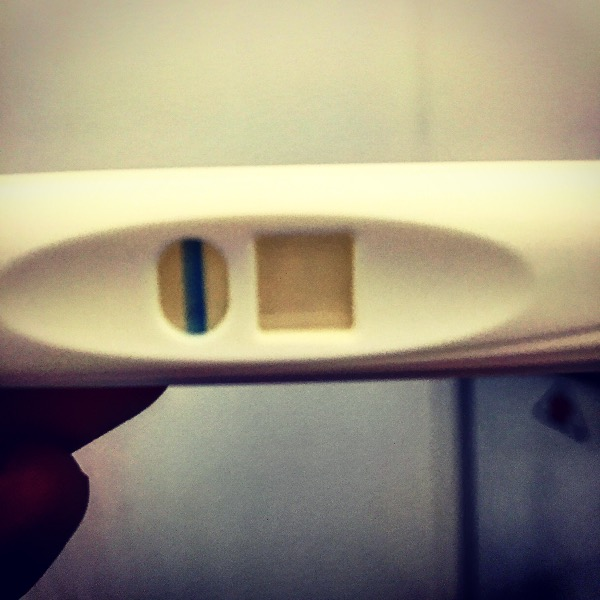 Faint line in pregnancy test — MadeForMums Forum