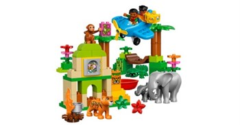 Lego Duplo Around The World Jungle Product Test The Feedback