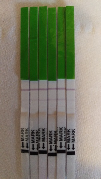 Ovulation Test Strips - Part 9 - Page 24 — MadeForMums Forum