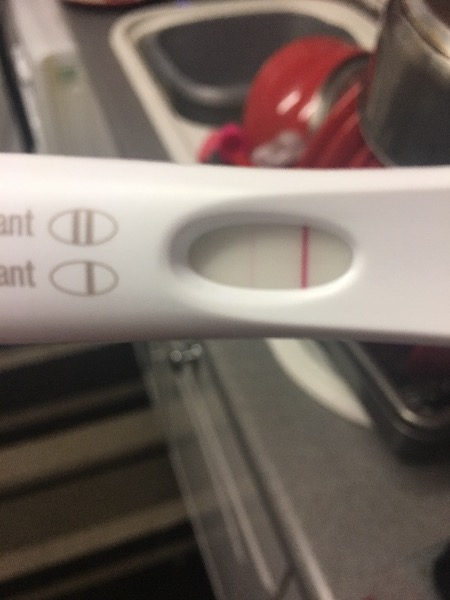 Can a pregnancy test be positive at 2 weeks