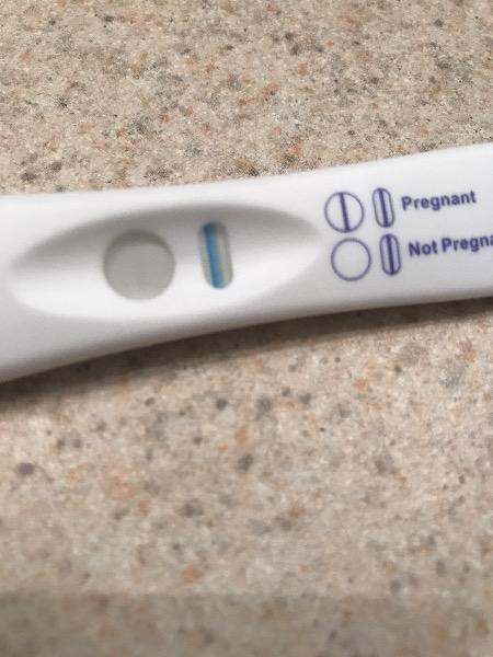Faint lines on pregnancy test — MadeForMums Forum