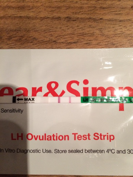 Ovulation Test Strips - Part 10 - Page 24 — MadeForMums Forum