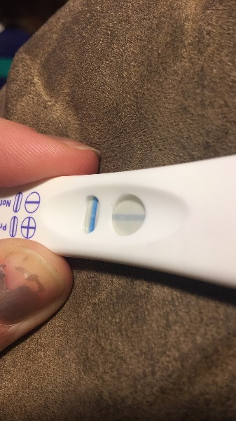 Very faint positive? I can't tell   — MadeForMums Forum