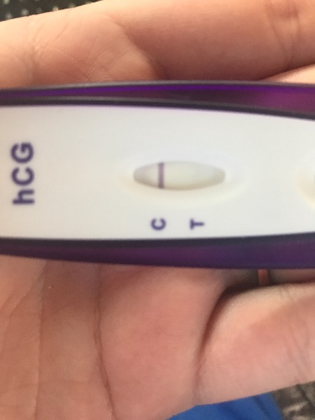 Very very faint line pregnancy test - Page 5 — MadeForMums Forum