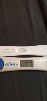 False positives frer and clearblue or BFP Help