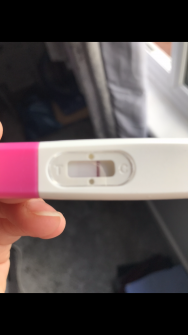 15 DPO - VERY faint BFP? Please help — MadeForMums Forum