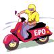 EPO Delivery Man