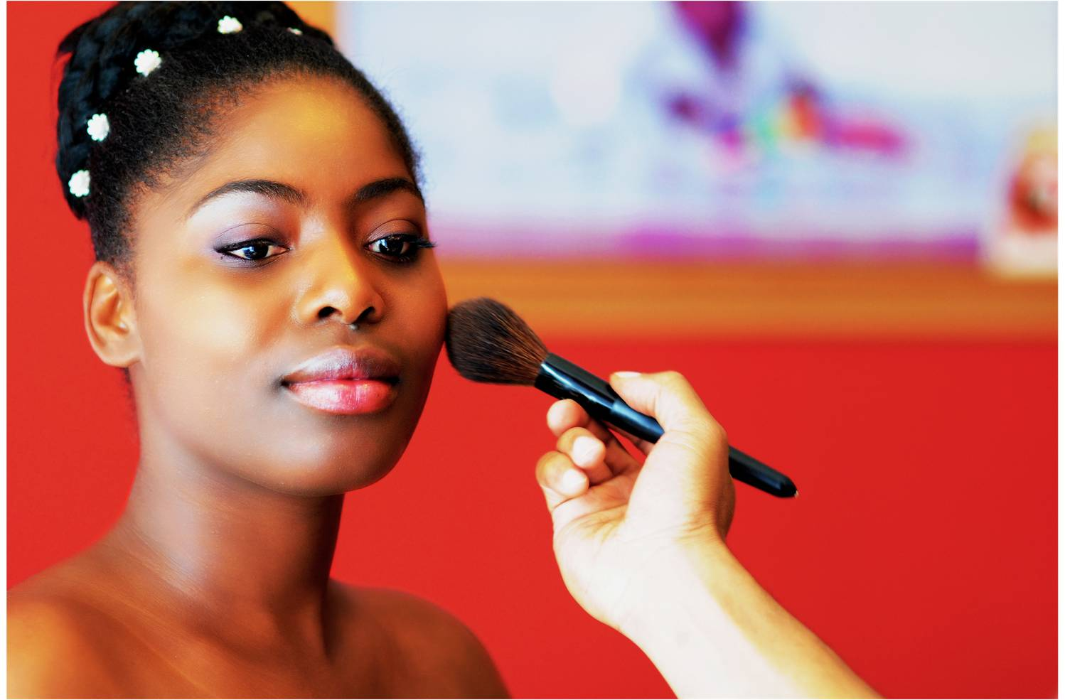 Make up Artist for Black Skin — You & Your Wedding