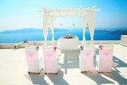 Elena Wedding in Santorini