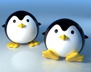A's Penguin
