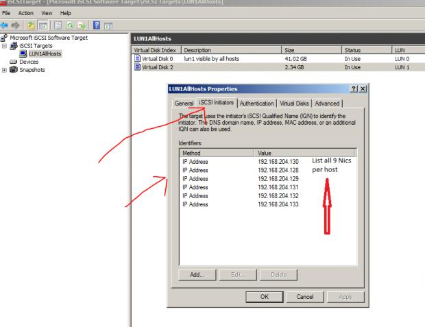 iSCSI traffic limited to 100-150 MB/s? — TechExams Community