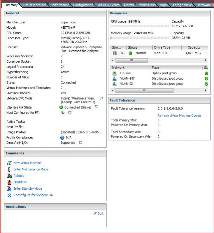 So you want to build a VSphere 5 lab — TechExams Community
