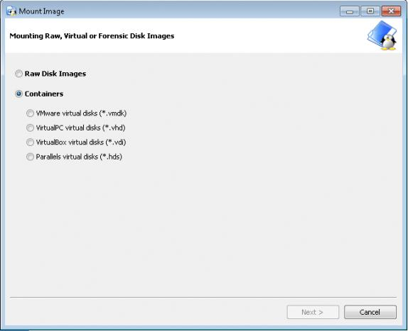 Neat tool to mount VM images on Windows — TechExams Community