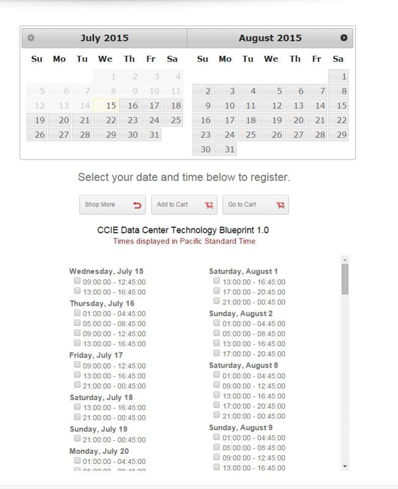 CCNP DC Rack Rentals — TechExams Community