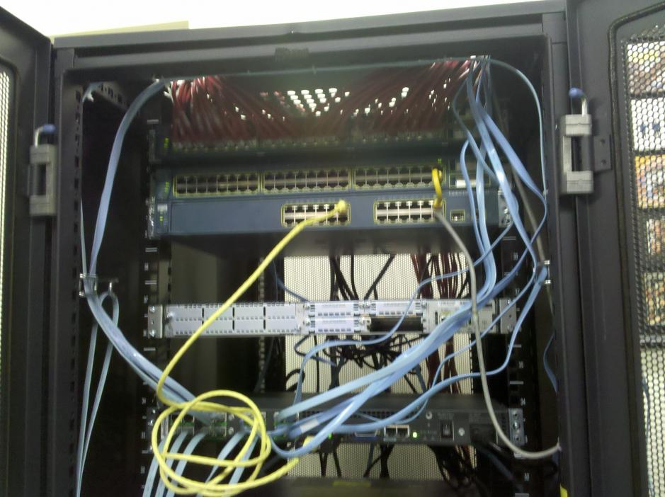check out CCNP LAB pics — TechExams Community