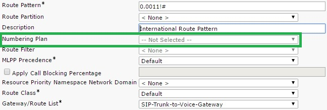 Connecting CUCM to PSTN over E1 ISDN PRI — TechExams Community