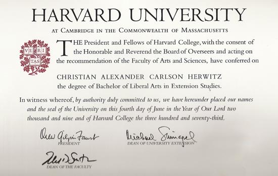 Graduate Degree Options - WGU vs  Harvard — TechExams Community