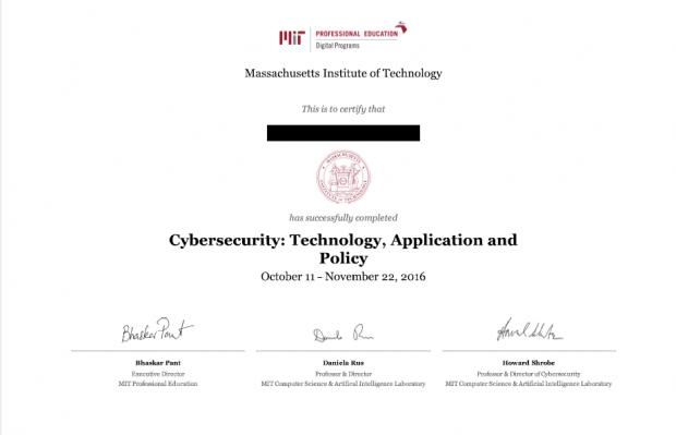 Certificate of completion posts — TechExams Community