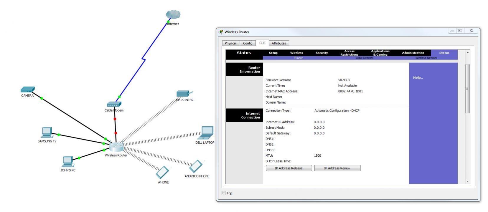 Cisco Packet Tracer 7 1 Question — TechExams Community