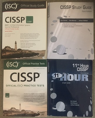 Cissp Official Book