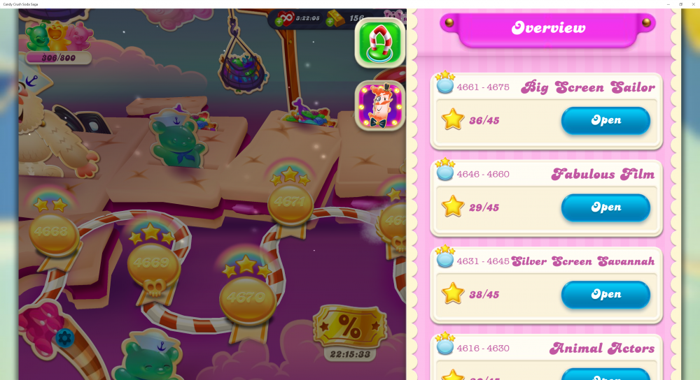 My Current Episode is Big Screen Sailor Level 4675 On Candy Crush Soda Saga - Origins7 Dale.png