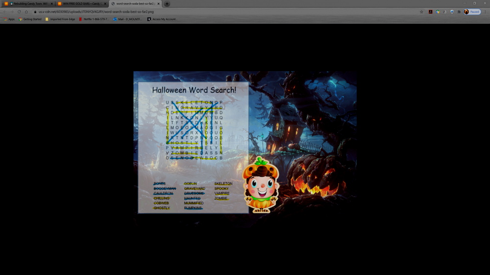 @Elsa Halloween Word Search - Puzzle Contest - Candy Crush Soda Saga.png