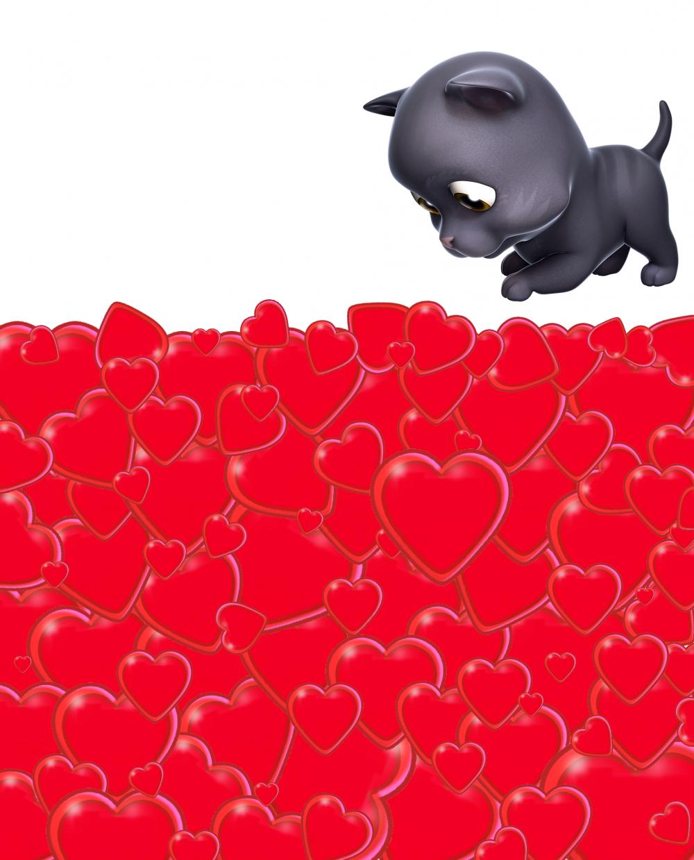 Pet Rescue Valentines heart comp2png