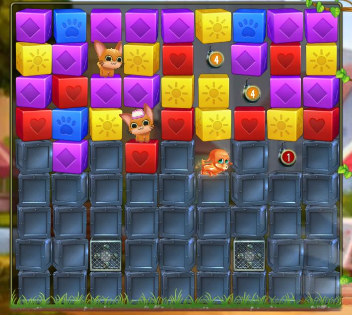 Pet Rescue Saga Level 1035 metal blocks.PNG