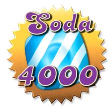 Soda 4000 Badge - Candy Crush Soda Saga.png